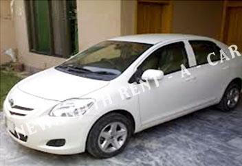 Newanjith Rent A Car Toyota Belta Rent A Car Sri Lanka