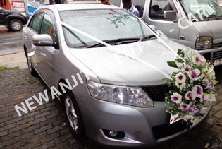 Newanjith Rent A Car Wedding Cars Rent A Car Sri Lanka Rental