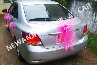 Newanjith Rent A Car Wedding Cars Rent A Car Sri Lanka